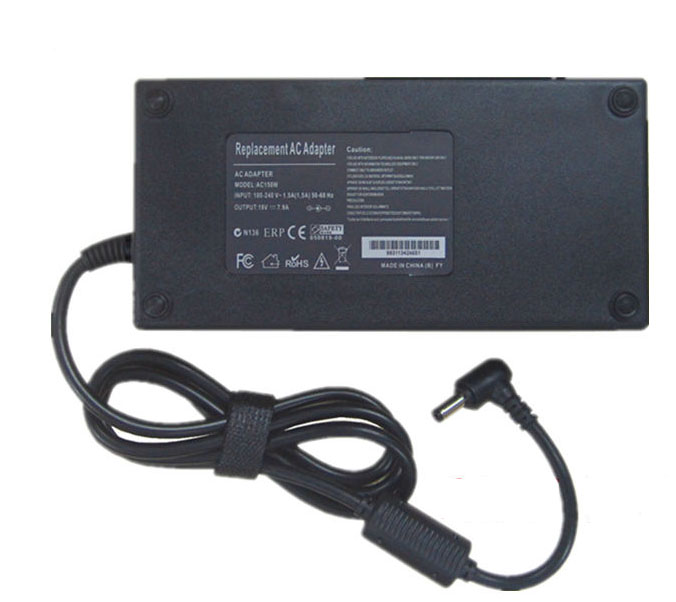 MSI GT760 GT760R Gaming AC Adapter 150w